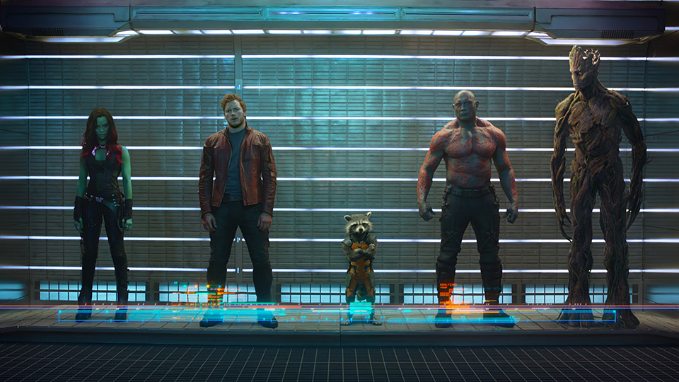 """Guardians of the Galaxy"" Review"